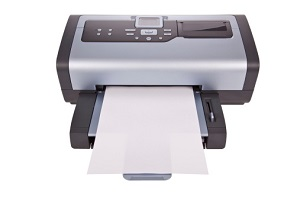 Image of a personal printer