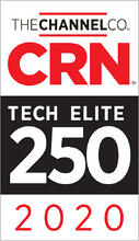 CRN Tech Elite 250 2020 Award