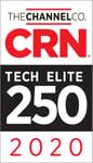 CRN Tech Elite 250 2020 Award