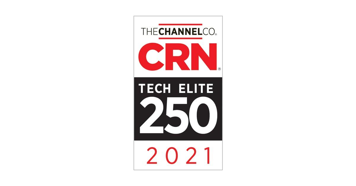 2021_CRN Tech Elite 250_Social Image