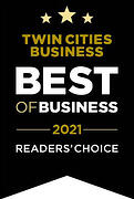 Twin Cities Business Mag- 2021 Best of Business