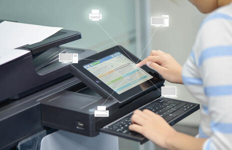 printer keypad