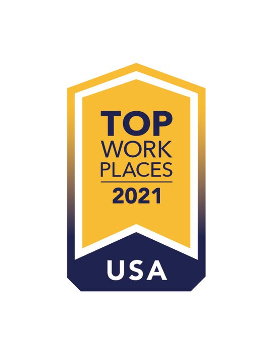 Top Workplaces USA 2021