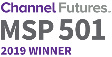 Channel Futures MSP 501 2019 Winner