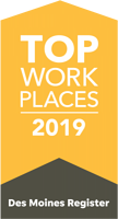 Top Work Places 2019 Des Moines Register