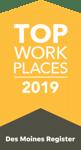 Top Work Places 2019 Des Moines Register