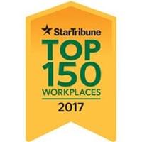 Star Tribune Top 150 Workplaces 2017