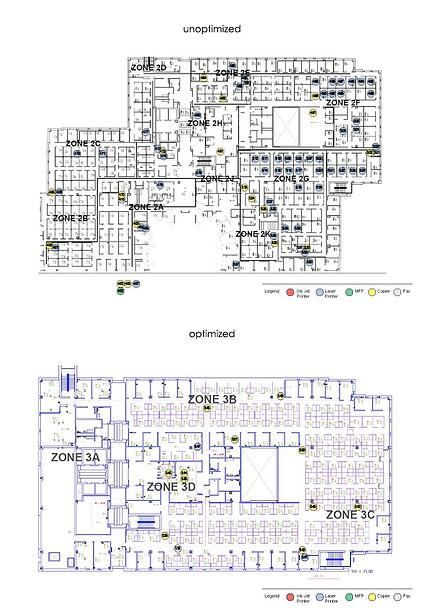 Optimized-Printer-Location-Map