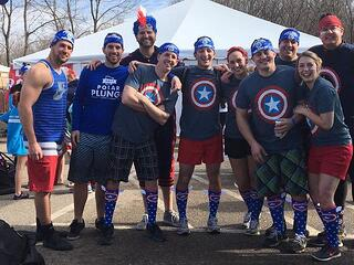 Marco's Commitment to Community and Community Giving - Polar Plunge