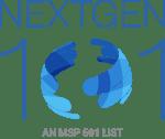 NextGen101 Logo Vertical MSP501 List