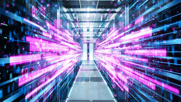 виртуальная серверная инфраструктура