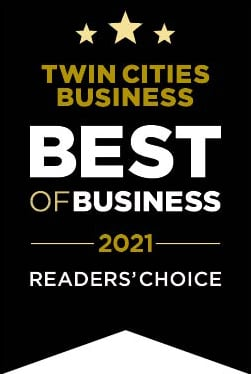 Best of Business 2021 Readers' Choice Award