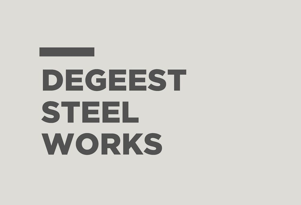 Case Study: DeGeest Steel Works