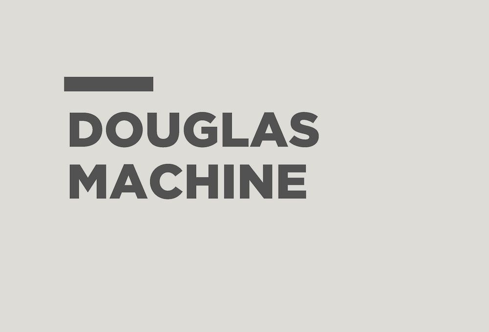 Case Study: Douglas Machine
