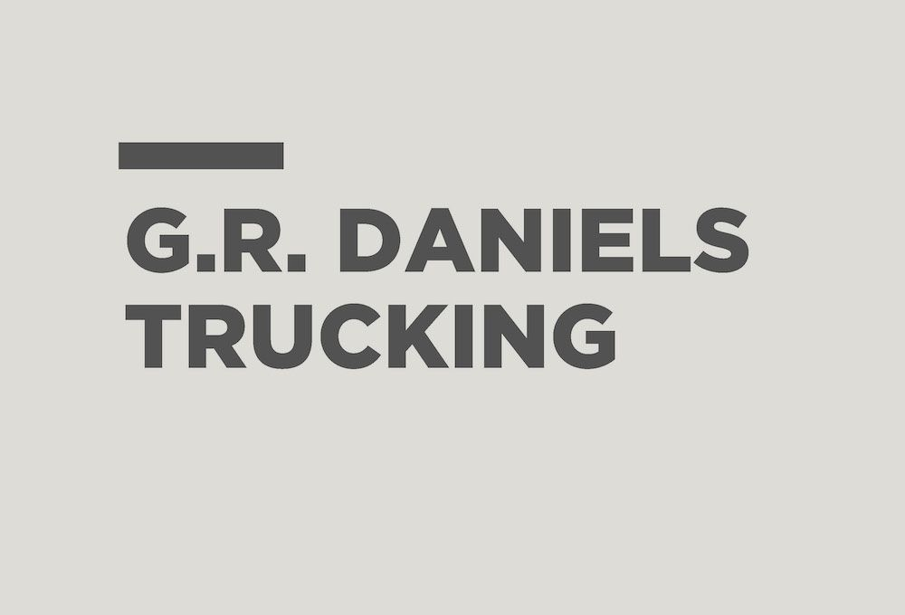 Case Study: G.R. Daniels Trucking