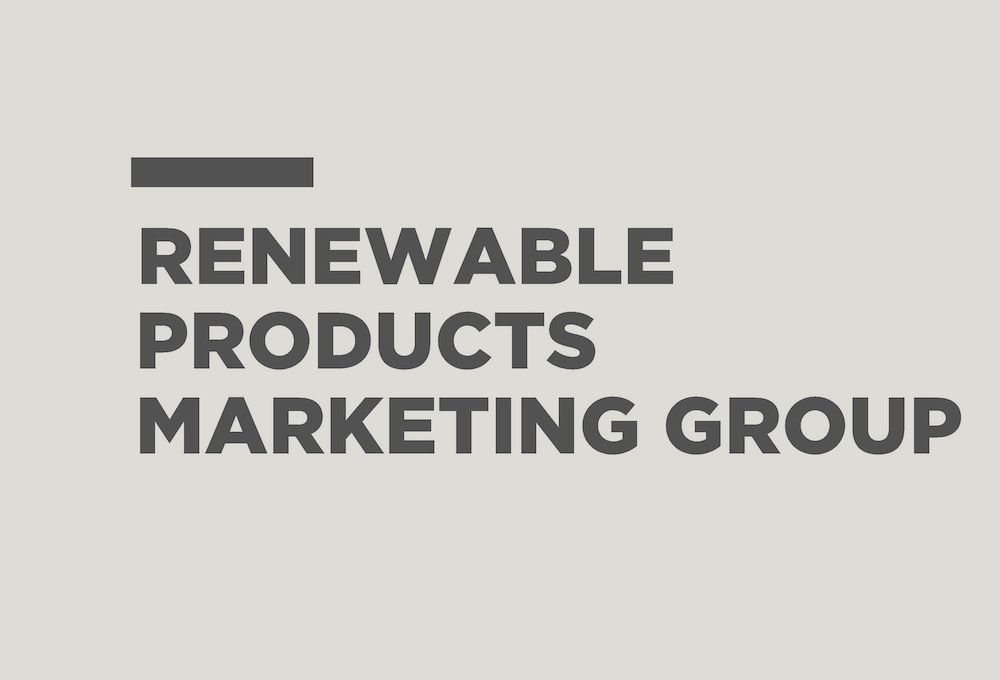 Case Study: Renewable Products Marketing Group