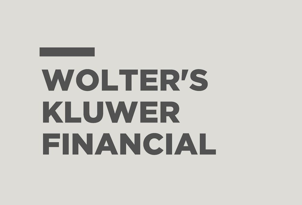 Case Study: Wolter's Kluwer Financial