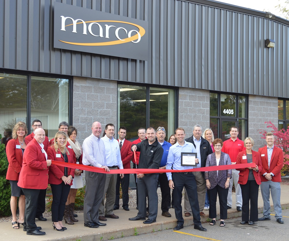 Wausau Ribbon Cutting 2015